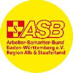 ASB Arbeiter-Samariter-Bund Baden-Wuerttemberg e.V., Region Alb & Stauferland - Zum Vergrößern bitte klicken